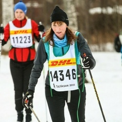 Skiing 30 km - Cecilia Altheden (14346)