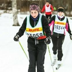 Skiing 30 km - Amanda Demir (13059)