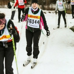 Skiing 30 km - Emelie Eriksson (16344)