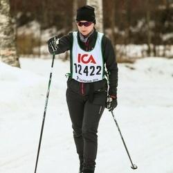 Skiing 30 km - Jennifer Hahne (12422)