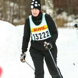 Skiing 30 km - Christina Ahlén (13222)