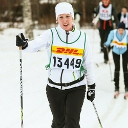 Skiing 30 km - Daniela Berg (13449)