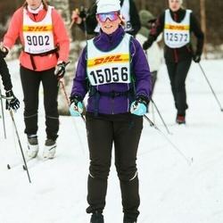 Skiing 30 km - Hilde Nedrelo Gundersen (15056)