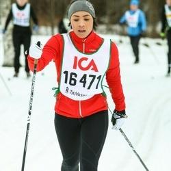 Skiing 30 km - Desirée Perrault (16471)