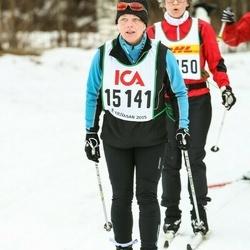 Skiing 30 km - Jenny Hedström (15141)