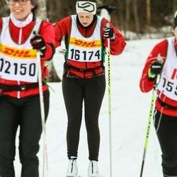 Skiing 30 km - Jenny Jonsson (16174)