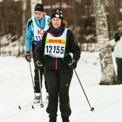 Skiing 30 km - Elin Rydenbäck (15155)