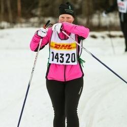 Skiing 30 km - Agnetha Björklund (14320)