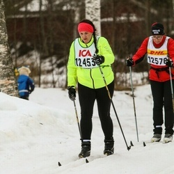 Skiing 30 km - Maria Pettersson (12453)