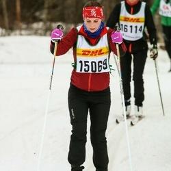 Skiing 30 km - Joanna Lindskog (15069)