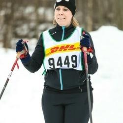 Skiing 30 km - Linda Hedberg (9449)