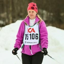 Skiing 30 km - Pamela Åström (13106)