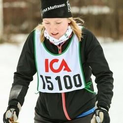 Skiing 30 km - Elisabet Sundqvist (15100)