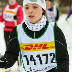 Skiing 30 km - Carina Stenholtz (14172)