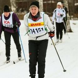 Skiing 30 km - Sylvia Wahlund (14151)