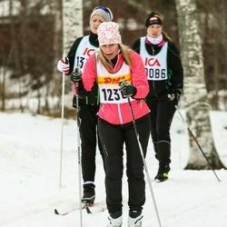 Skiing 30 km - Helene Mårtensson (12380)