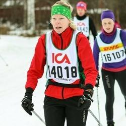 Skiing 30 km - Catharina Helsing (14018)