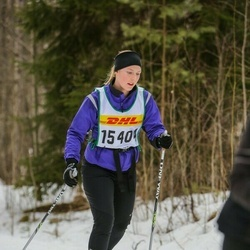 Skiing 30 km - Amanda Venczel (15404)