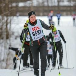 Skiing 30 km - Caroline Stensson (9391)