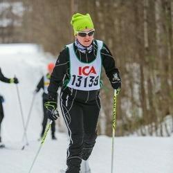 Skiing 30 km - Camilla Vikberg Nilsson (13139)