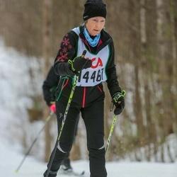 Skiing 30 km - Christina Carlstedt (14467)