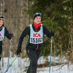 Skiing 30 km - Caroline Anspach (15362)