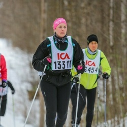 Skiing 30 km - Jennie Maijanen (13311)