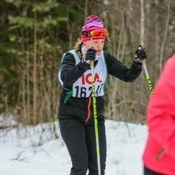 Skiing 30 km - Jennie Stålebrink (16247)