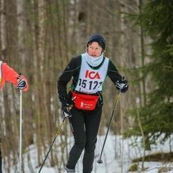Skiing 30 km - Åsa Hulteberg (15121)