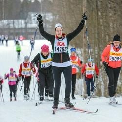 Skiing 30 km - Denise Ritzler (14296)