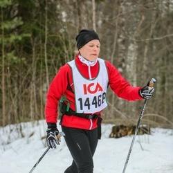 Skiing 30 km - Agneta Graflund (14468)