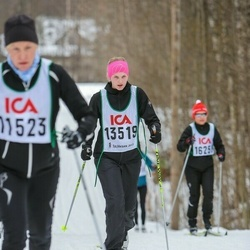 Skiing 30 km - Elise Almqvist (13519)