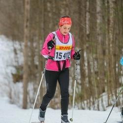 Skiing 30 km - Jeanette Bylerius (15412)