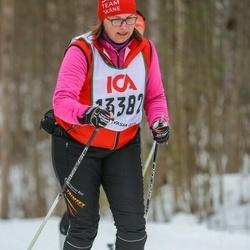 Skiing 30 km - Åsa Simonsson (13382)