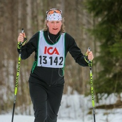 Skiing 30 km - Eva Åkerlind (13142)