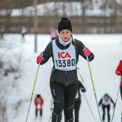 Skiing 30 km - Jennifer Orgert (13380)