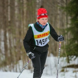 Skiing 30 km - Hillevi Johansson (14565)