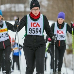 Skiing 30 km - Caroline Sandell (9564)
