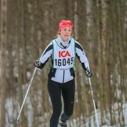 Skiing 30 km - Carolina Steen (16045)