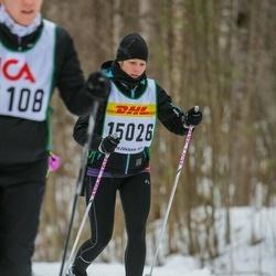 Skiing 30 km - Catrine Wiklund (15026)