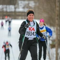 Skiing 30 km - Åsa Fanden (15342)