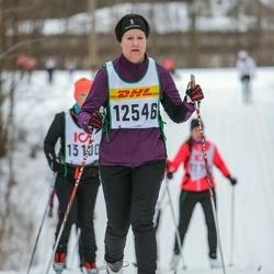 Skiing 30 km - Camilla Svensson (12546)