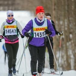 Skiing 30 km - Jenny Granath (14358)