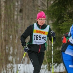 Skiing 30 km - Elisabeth Axelsson (16546)