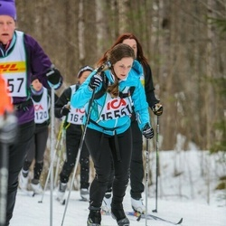 Skiing 30 km - Frida Bondfeldt (15551)