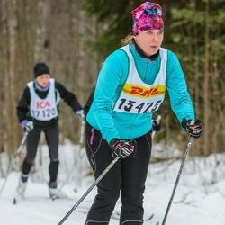 Skiing 30 km - Ia Hansson (13425)