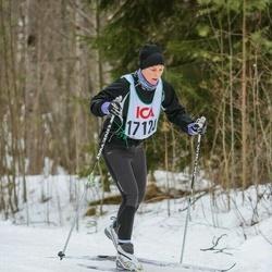 Skiing 30 km - Åsa Helge (17120)