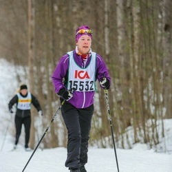 Skiing 30 km - Gabriella Falk Thorsell (15532)
