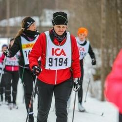Skiing 30 km - Helena Hagman (9194)