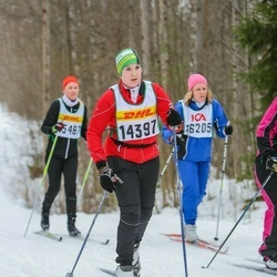 Skiing 30 km - Evelina Persson (14397)